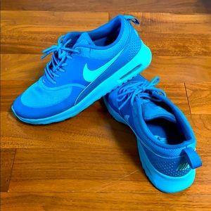 Nike Blue Air Max Thea